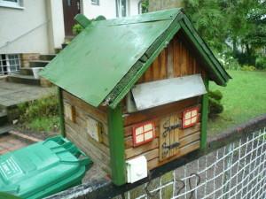Briefkastenhaus