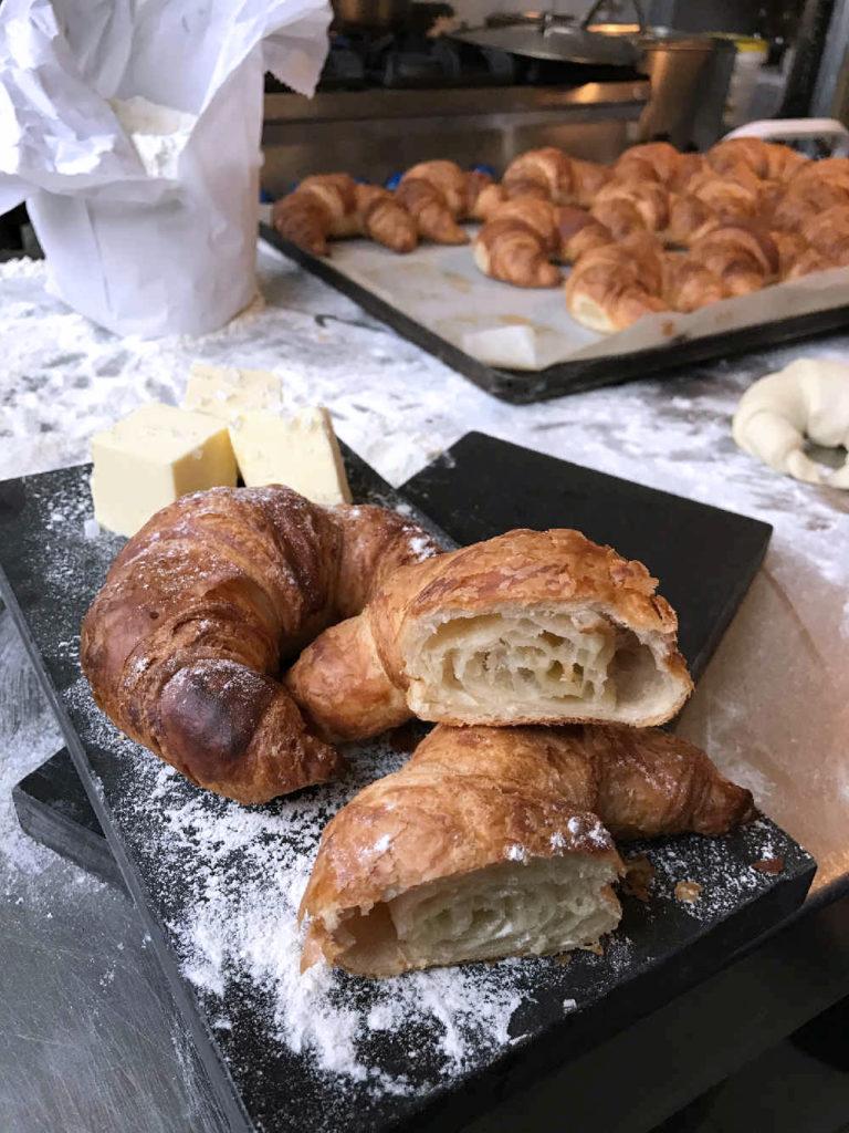 St. Oberholz Croissant