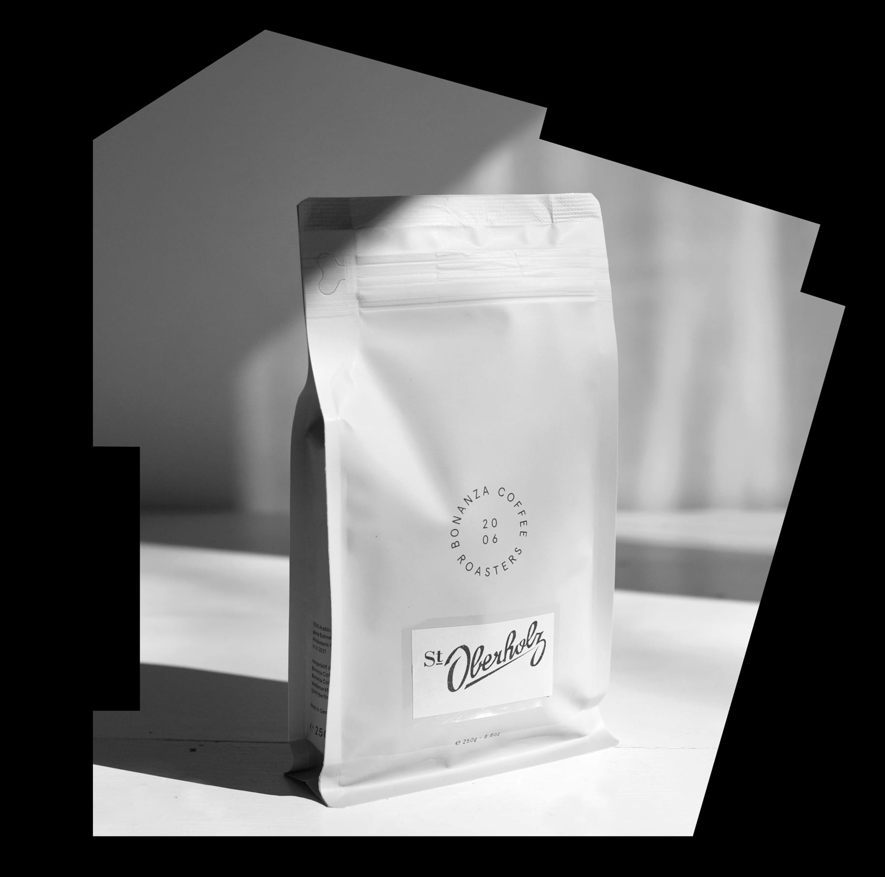 Get our St. Oberholz Signature Roast to enjoy at home
