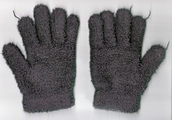 Flauschige Fingerlinge