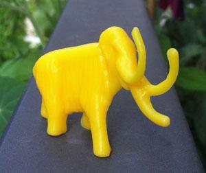 Gelbes Mammut