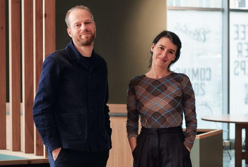 Koulla Louca & Ansgar Oberholz:  Coffee & Coworking