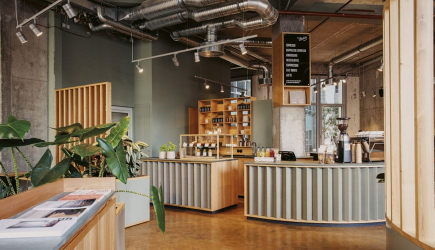 'We are always looking for special spaces for our locations'
